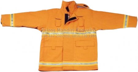 Jaket Safety w/ Reflector 10