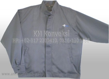 JKX-01 Jaket Formal (Formal Jacket) 1