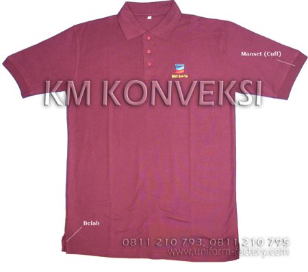 PSX-01 Polo Shirt - Kaos Polo Exclusive 1