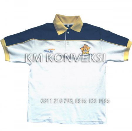 PS-10 Polo Shirt- Kaos Polo 10