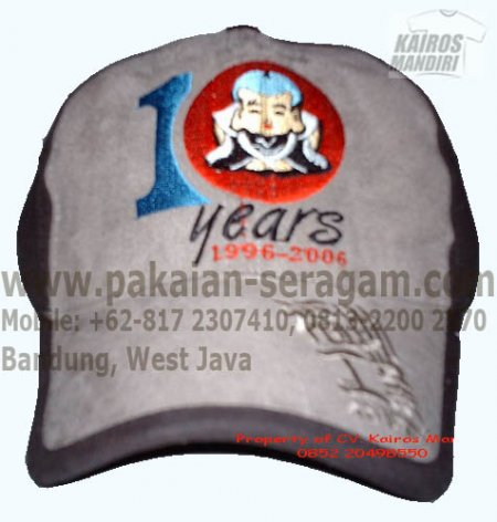 TX-01 Topi Eksklusif, Topi Golf 1