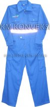 WPR-01 Wearpack- Coverall Safety dengan Reflector 1